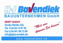 Bavendiek-Logo